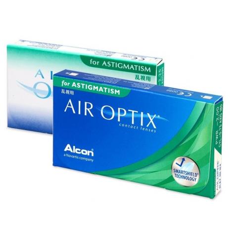 Lente de Contato Air Optix  Astigmatism