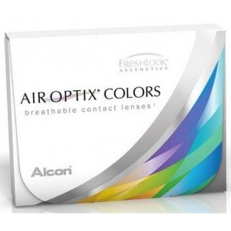 Lente de Contato Coloridas Air Optix Colors - Sem Grau
