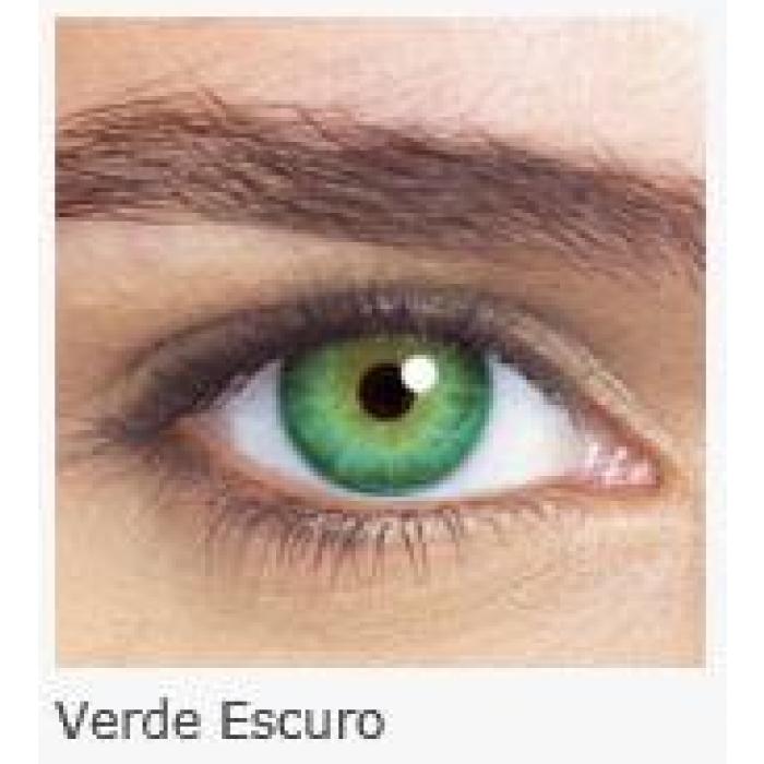 Lentes de Contato Colorida Optima Natural Look (Sem Grau) - Lentes ... 3f66f1056e