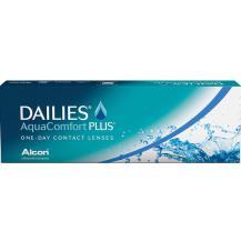 Lentes de Contato Dailies Aqua Comfort Plus