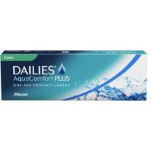 Lentes de Contato Dailies Aqua Comfort Plus Toric