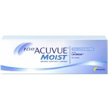 Lente de Contato Acuvue 1 Day Moist  Astigmatism