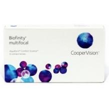 Lente de Contato Biofinity Multifocal