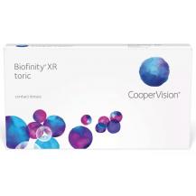 Lentes de Contato Biofinity Toric XR - Graus Altos