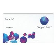 Lente de Contato Biofinity