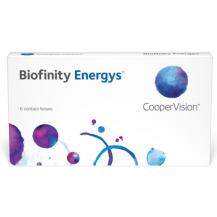 Lente de Contato Biofinity Energys